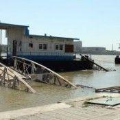 Cod-galben-pe-Dunare-la-Giurgiu Transportation, Boat, Vehicles, Dinghy, Boats, Car, Vehicle, Ship, Tools