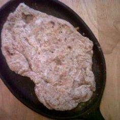 Colin's flat bread