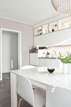 Valmista on 4h+K+S! | Asuntomessut Double Vanity, Bathroom, Egg, Bath Room, Bathrooms, Bath, Bathing, Bathtub, Toilet