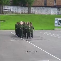 The Russian army singing the Barbie Girl song XD #hetalia
