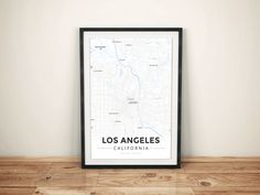 Now available in our store: Premium Map Poste... Check it out here! http://shop.mapprints.co/products/premium-map-poster-of-los-angeles-california-modern-ski-map-unframed-los-angeles-map-art?utm_campaign=social_autopilot&utm_source=pin&utm_medium=pin