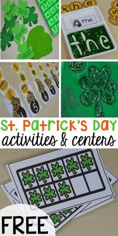 St. Patricks Day Ce