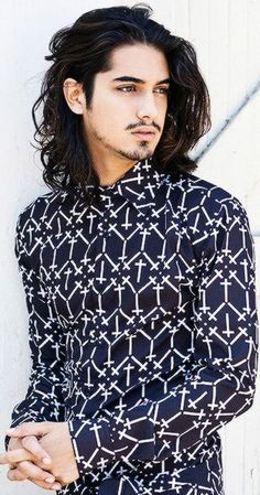 The gorgeous and talented actor Avan Jogia via IMDb