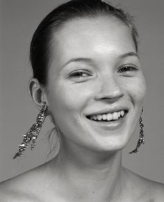 Kate Moss, British Vogue, Jan 1997