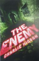 The Enemy by Charlie Higson.  Description: After a disease turns everyone over sixteen into brainless, decomposing, flesh-eating creatures, a group of teenagers leave their shelter and set out of a harrowing journey across London to the safe haven of Buckingham Palace. ISBN 9781423131755.