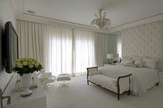 White bedroom Beautiful bedroom