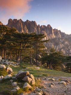 Corsica, France Col des aiguilles de Bavella !!!!