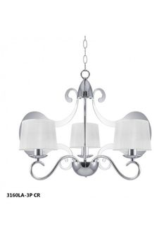 Chandelier, Ceiling Lights, Lighting, Home Decor, White Fabrics, White Colors, Organic Shapes, Ceiling Light Fixtures, Lanterns