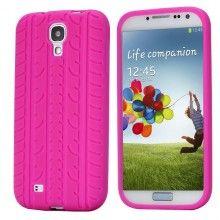 Funda Galaxy S4 - Neumatico Fucsia  AR$ 28,84