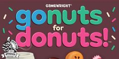 Reaping the Rewards: 'Go Nuts for Donuts' - https://geekdad.com/2017/08/go-nuts-for-donuts-review/?utm_campaign=coschedule&utm_source=pinterest&utm_medium=GeekMom&utm_content=Reaping%20the%20Rewards%3A%20%27Go%20Nuts%20for%20Donuts%27