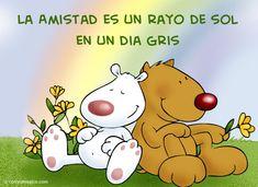 Imagenes De Amistad   Imagenes con frases de amistad cortas tarjetas lindas de amistad ...