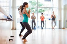 12 Barre Exercises that Blast Fat   Skinny Mom   Where Moms Get the Skinny on Healthy Living