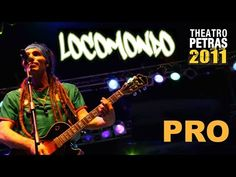 Locomondo - Πίνω Μπάφους και Παίζω Προ - Live - Theatro Petras 2011 - YouTube Greek Music, Petra, Singers, Concert, Youtube, Baby, Clothes, Dortmund, Outfits