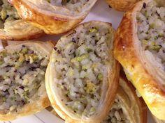 Armonia di Mandorle: Medaglioni di riso, pistacchio e sfoglia - Medallions rice with pistachio and pastry