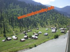 A Beautiful Village in Neelum Valley, it's view from this side of Valley Neelum River, and you are seeing the otherside of the Neelum Valley Azad Kashmir River, You Will Love to visit this place, it's a really Heaven on Earth... !!! Don't late it is the only season you can enjoy with lot of fun.. Have some Vacations and Fresh your life...