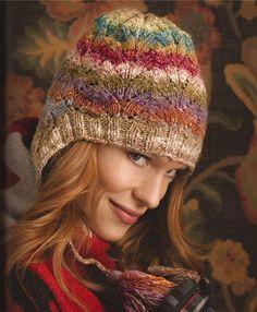 Noro Earflap Hat