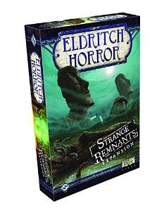 Amazon.com: Eldritch Horror Strange Remnants Board Game Expansion: Toys & Games