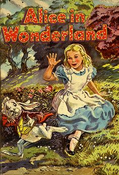 ... и Земледелие - <b>Alice in Wonderland</b>. Обложки