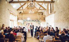 WEDDING: Kingscote Barn