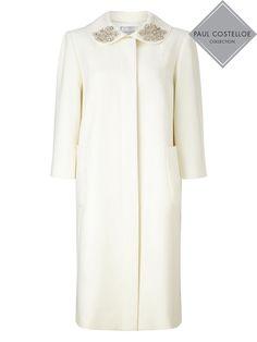 Damsel in a dress Lola Cocoon Jacket, Cream   шитье   Pinterest ...