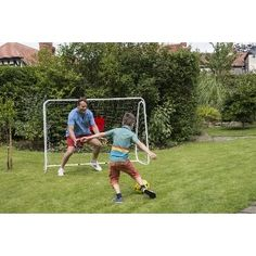 Foldable football goal, perfect for playing footy out in the garden. Best Football Goals, Football Fans, Football Equipment, Sports Equipment, Football Images, Garden Games, Target Practice, Stay Fit