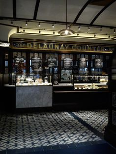 The Delaunay, London, UK - go back in time with your coffee and cake!