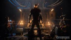 En su charla de esta noche del E3 EA ha sacado a la luz el tráilerde Anthem. Una nueva IP de BioWareque puede generar mucho interés.  En dicho tráiler se nos desvela una premisa prometedora. Sobrevivir y fortalecerse haciendo frente a los peligros de un mundo primitivo gracias nuestra tecnología. Poco más se sabe de este juego que podría ser una redefinición del Project Dailen mencionado en la anterior E3. Lo que si han mencionado es que el juego será en principio exclusivo para Xbox One o…