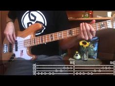 (14) Arctic Monkeys - When the Sun Goes Down (Bass Cover with TABS!) - YouTube