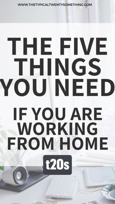 Www.thetypicaltwentysomething.com Career Success, Career Goals, Career Advice, Career Quotes, Work From Home Tips, Home Office Organization, Home Hacks, Time Management, Extra Money