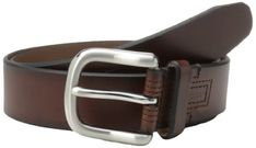 Fossil Mens Hanover Belt  Brown 36 ** More info could be found at the image url.