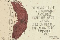 Eleanor and Park by Rainbow Rowell I Love Books, Books To Read, My Books, Dreamer Quotes, Forever Book, Rainbow Rowell, Nerd, Good Notes, I Love Reading