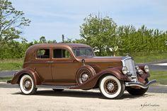 1934 Pierce Arrow Model 840A Sedan