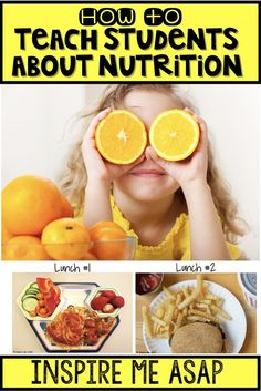 Nutrition Lessons, Experiments, and Activities Healthy Eating For Kids, Healthy Eating Habits, Healthy Meal Prep, Healthy Dinner Recipes, Healthy Snacks, Eat Healthy, Healthy Living, Holistic Nutrition, Nutrition Guide