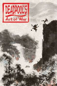 "Deadpool's ""Art of War"" #1 cover by Scott Koblish"