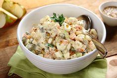 Przepis na Błyskawiczna sałatka jarzynowa Healthy Drinks, Get Healthy, Healthy Recipes, Potato Salad, Salads, Remedies, Nutrition, Baking, Ethnic Recipes