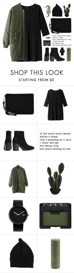 """""""yoins 19"""" by tania-maria ❤ liked on Polyvore featuring Forever 21, Monki, Abigail Ahern, Alessi, NARS Cosmetics, Root Candles, yoins, yoinscollection and loveyoins"""