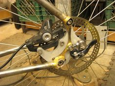 new prototype drop-outs by huntercycles, via Flickr