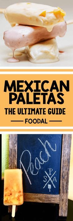 Shops specializing in ice pops known as paletas are springing up in cities both large and small. The popsicle makers take an artisanal approach, playing with inventive combinations of flavors that you can learn to make at home. Want to make your own tasty frozen creations to beat the heat? Get the recipe and tips from experts now! http://foodal.com/knowledge/paleo/mexican-paletas/