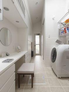 「家事室 ユーティリティルーム」の画像検索結果