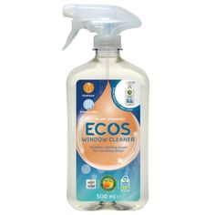 Parsley Spray all-purpose cleaner. Amazing parsley all purpose kitchen cleaner from Earth Friendly ECOS Products. All Purpose Cleaners, Lush Garden, Window Cleaner, Spray Bottle, Biodegradable Products, Cleaning Supplies, Organic, Natural Products, Plant