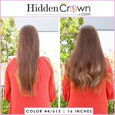 Who watched the video we posted yesterday to learn how to Color Mix for Brunettes? www.hiddencrown.com