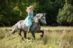 "Principal Photography Begins on the live action ""Cinderella"", which will hit theaters March 13, 2015."