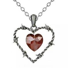 Corazón de Puas