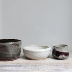 Vintage Studio Pottery Collection by ethanollie on Etsy, $35.00