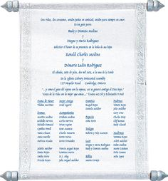 spanish wedding invitations wording | wedding invitation wording, Wedding invitations