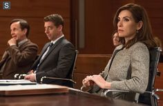 The Good Wife - Episode 6.03 - Dear God - Promotional Photos (7)