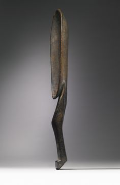 Kwele Anthropomorphic Ladle, Republic of Congo | lot | Sotheby's