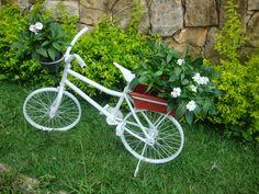 Bicicleta ornamental