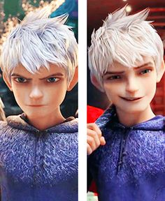Rise of The Guardians | Jack Frost   cr: clavelina.tumblr