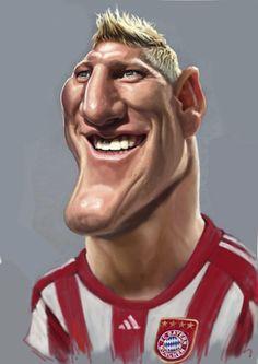 Bastian Schweinsteiger FC Bayern (medium)                                                                                                                                                                                 More